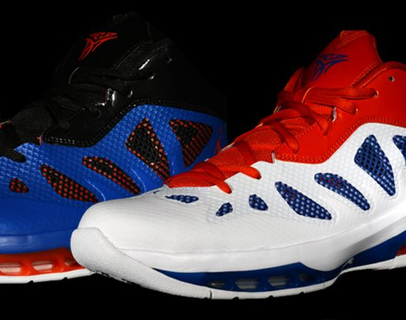 Jordan Melo M8 Advance: Knicks Home + Away   Available