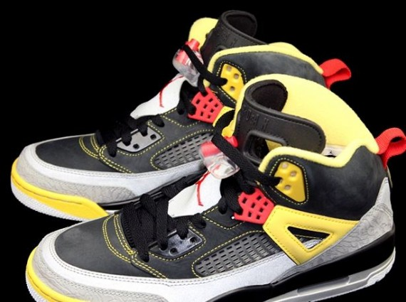 Jordan Spizike 3M
