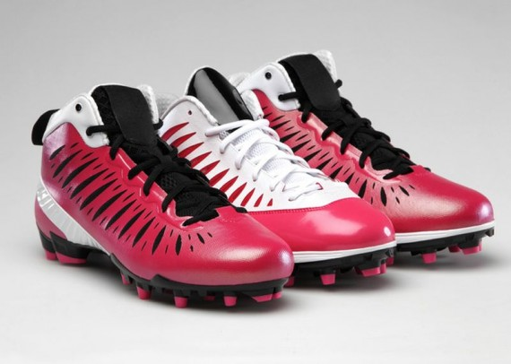 Jordan Super.Fly: Breast Cancer Awareness PE Cleats