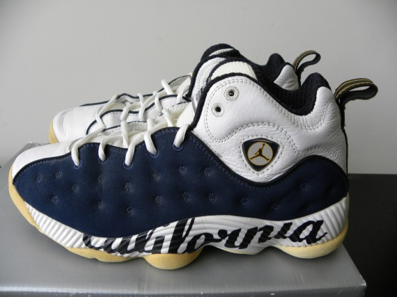 Jordan Team: Original Cal PE