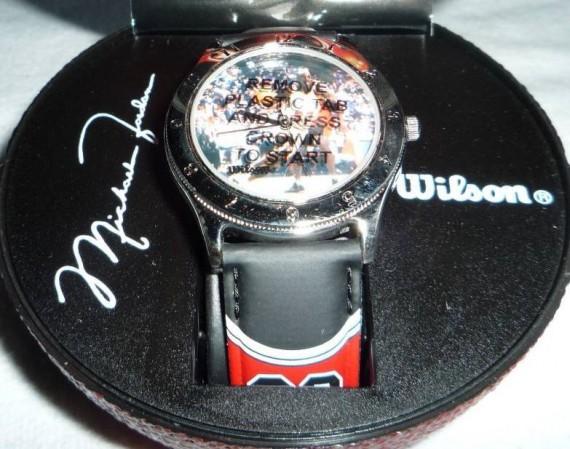 Vintage Gear: Michael Jordan #23 Wilson Wristwatch