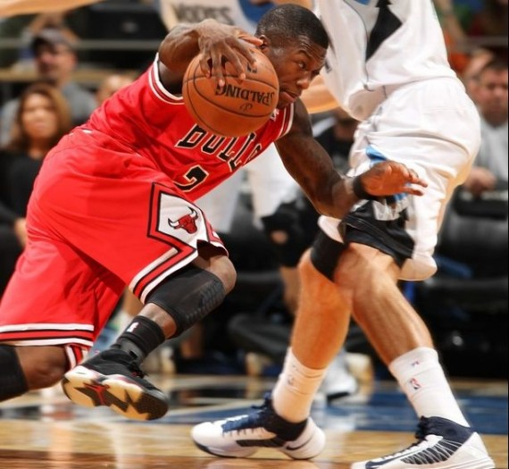 NBA Jordans On Court: 2012 Pre Season Recap