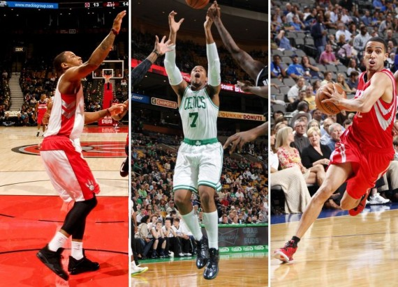 NBA Jordans On Court: Pre Season 10/15 – 10/17