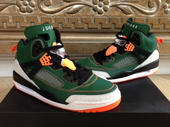 SOLEFLY x Jordan Spizike: Available on eBay