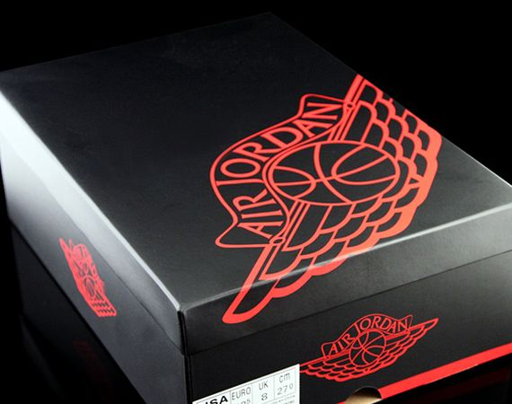 Air Jordan 1: 2013 Retro Packaging