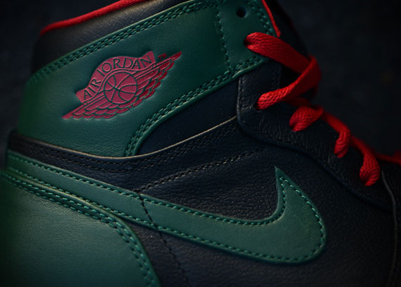 "Air Jordan 1 High ""Gucci"" – Release Date"