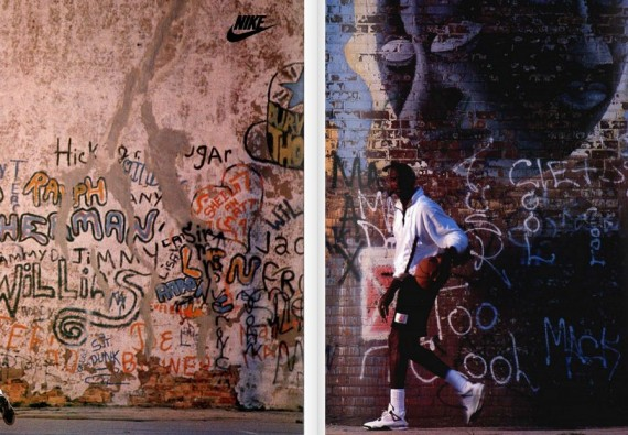 Air Jordan IV: Original 1989 Catalog 