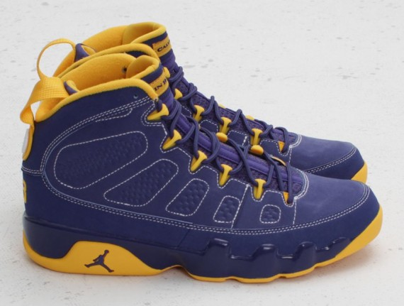 "Air Jordan IX: ""Calvin Bailey""   Release Reminder"