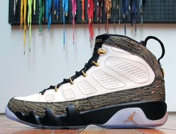 Air Jordan IX: Doernbecher   21 Mercer Release Info
