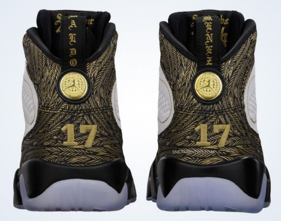 Air Jordan IX: Doernbecher  Release Reminder 