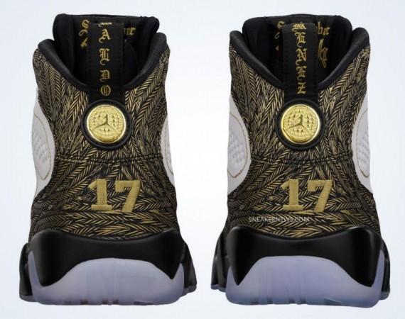 """Air Jordan IX: """"Doernbecher"""" – Release Reminder"""