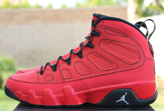 Air Jordan IX: Motorboat Jones  Release Reminder
