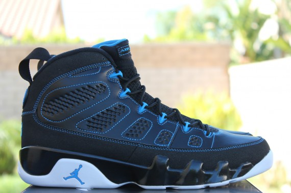 "Air Jordan IX: ""Photo Blue""   Release Reminder"