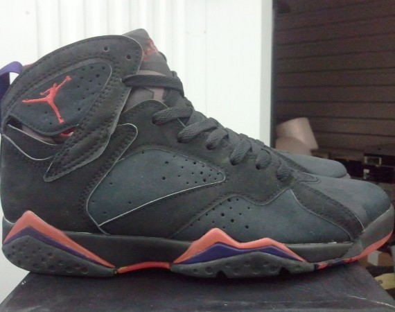 The Daily Jordan: Air Jordan VII OG Raptors   1992
