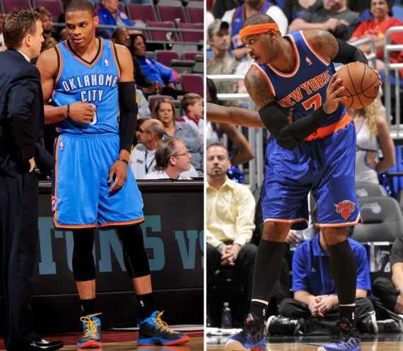 NBA Jordans on Court: Around The League – 11/12 – 11/13