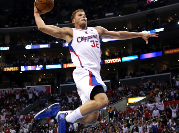 Blake Griffin Wears Jordan Super.Fly in Clippers Season Opener