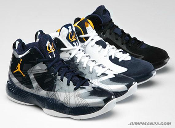 Jordan Brand 2012 13 Cal PEs
