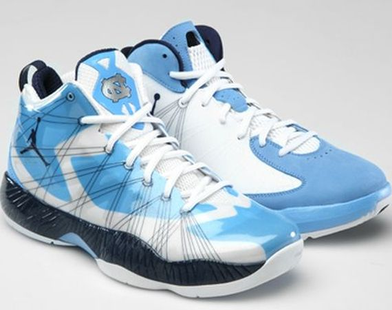 Jordan Brand 2012 13 UNC PEs