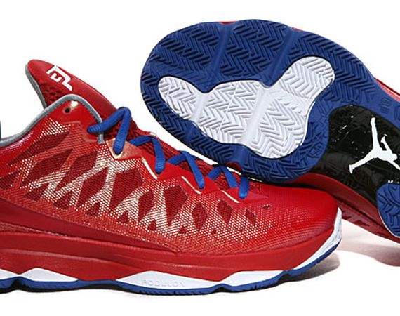 3630a542a61 While the Jordan CP3.VI is sure to bring some fluorescent looks (just see  the 'Nitro Pack' for evidence of that), it's safe to say that the sneaker  will ...