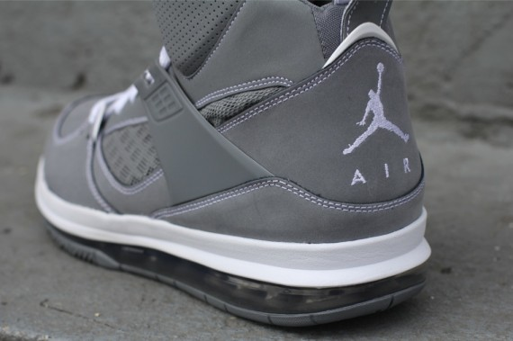 Jordan Flight 45 High Max: Cool Grey