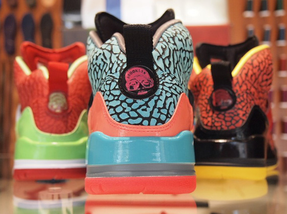 "Jordan Spiz'ike iD: ""Flip"" – New Samples"