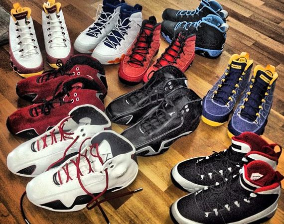 Nate Robinson Shows Off Sneaker Collection