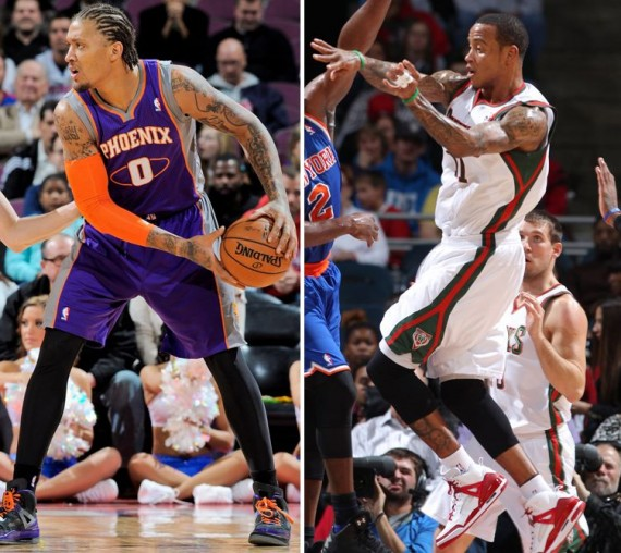 NBA Jordans on Court: Around The League  11/28  11/29