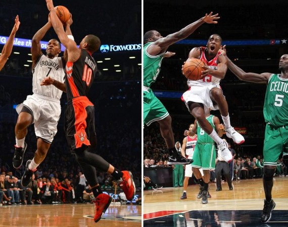 NBA Jordans on Court: Weekend Recap – 11/2 – 11/4