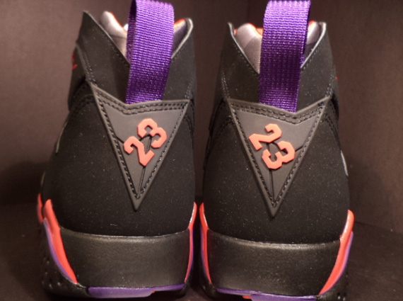 Air Jordan VII: Raptors   November Re release
