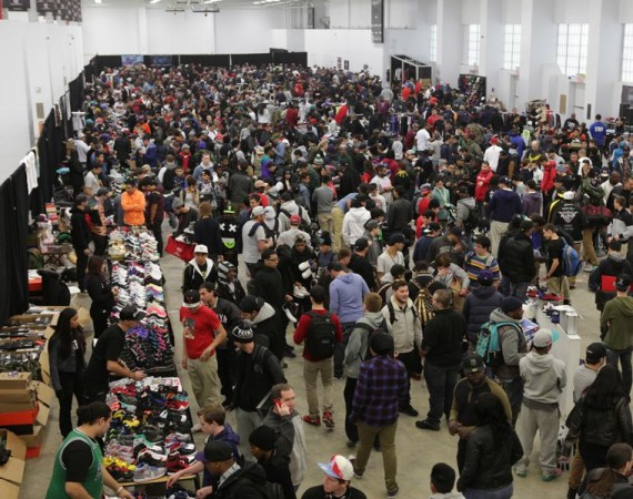 Sneaker Con NYC November 2012  Recap