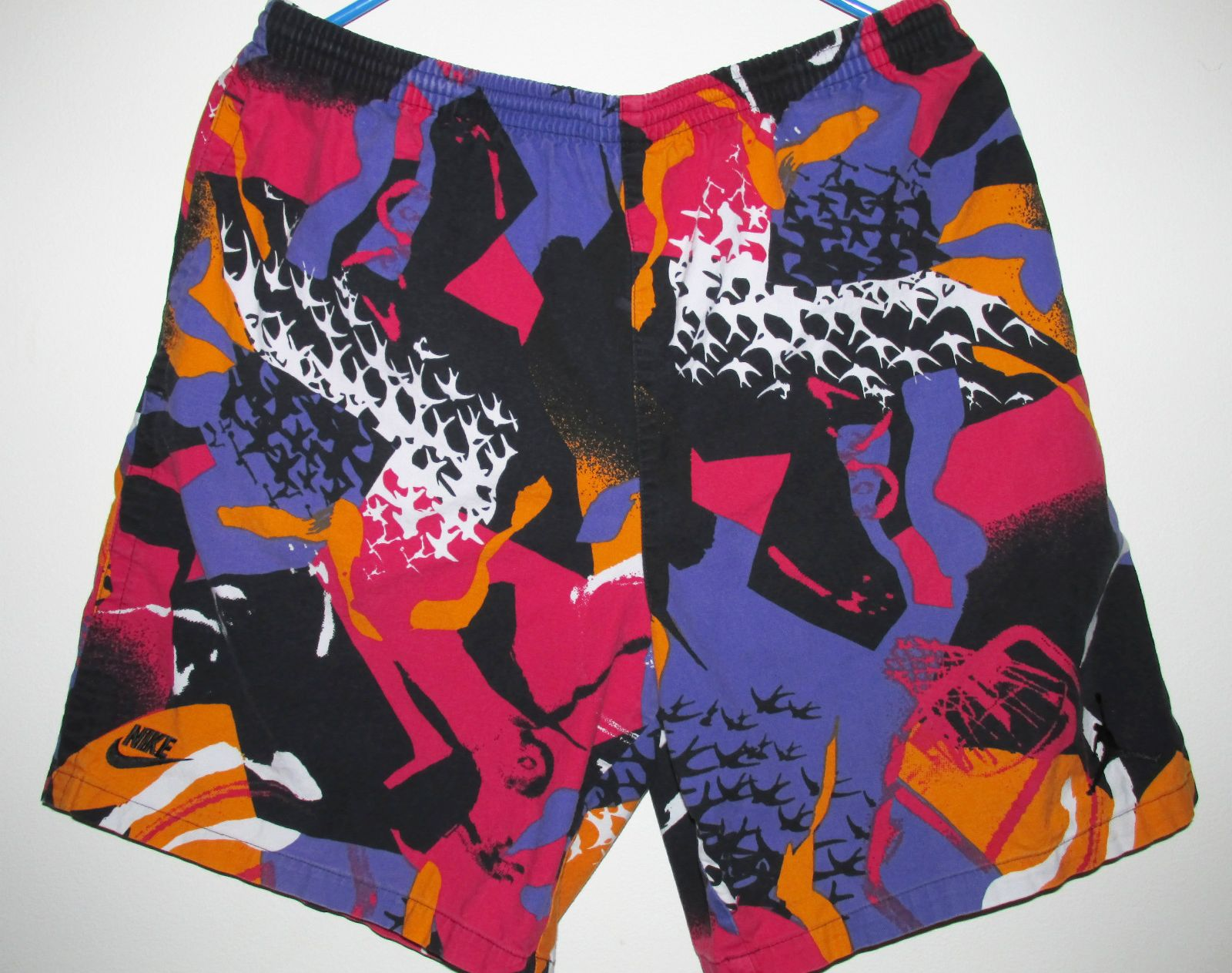 jordan all over print shorts Shop