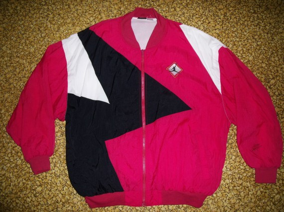 Vintage Gear: Air Jordan VII Nylon Windbreaker