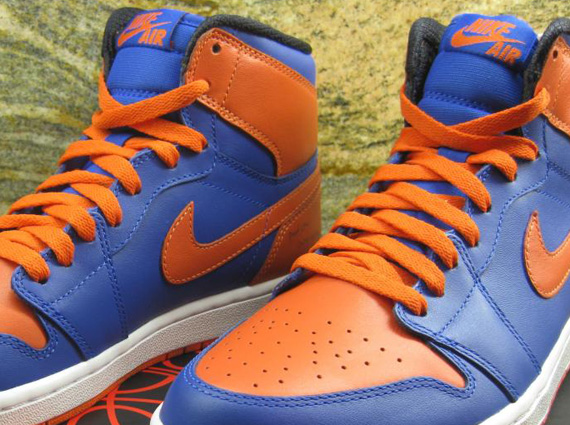"Air Jordan 1: ""Carmelo Anthony"" – Sample on eBay"
