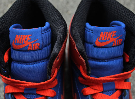 Air Jordan 1 Retro High OG Knicks  Arriving in Stores