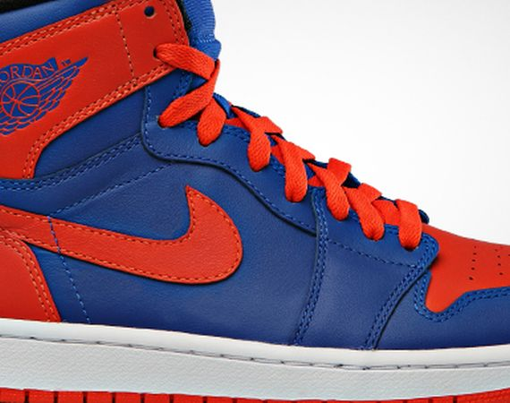 "Air Jordan 1: ""Knicks""   Release Date"