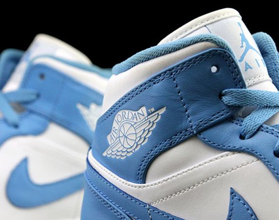 "Air Jordan 1 Phat ""North Carolina"""