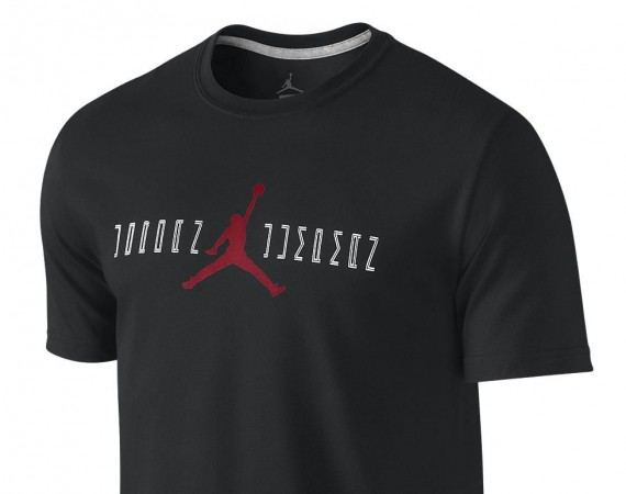 Air Jordan XI Bred T Shirt