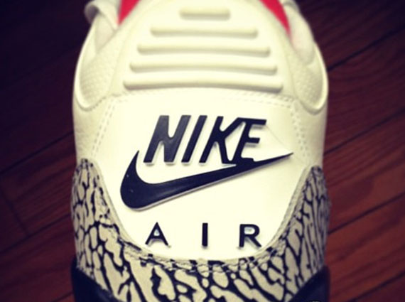 Air Jordan III 88: 2013 Nike Air Retro