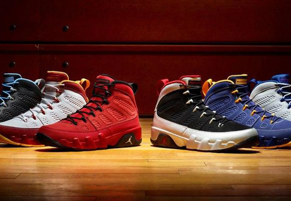 Air Jordan IX Kilroy Pack Restock @ Nikestore
