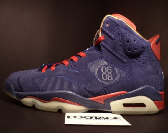 The Daily Jordan: Air Jordan VI Doernbecher   2009