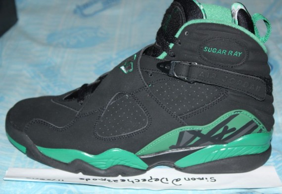 The Daily Jordan: Air Jordan VIII Ray Allen   2008