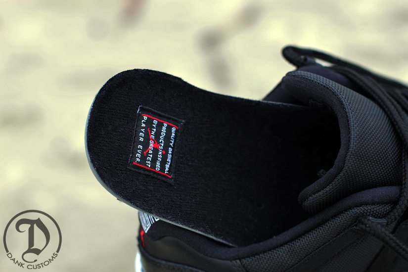 Jordan 11 Low Bred Custom Air Jordan XI Low &quo...