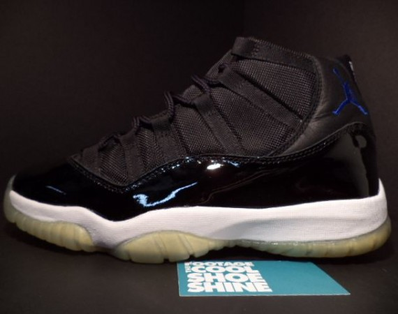 The Daily Jordan: Air Jordan XI Space Jam   2000