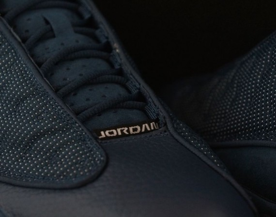 "Air Jordan XIII: ""Squadron Blue""   Available Early on eBay"