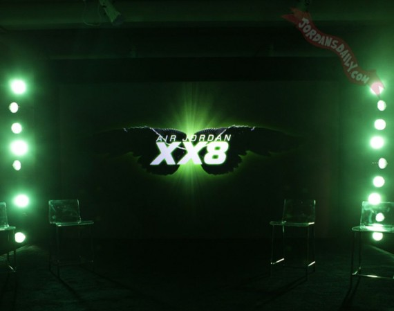 "Air Jordan XX8: ""Dare to Fly"" Official Unveiling"