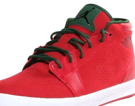 "Jordan AJ V.1 Chukka: ""Christmas"""