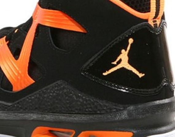 Jordan Melo M9: Black   Bright Citrus