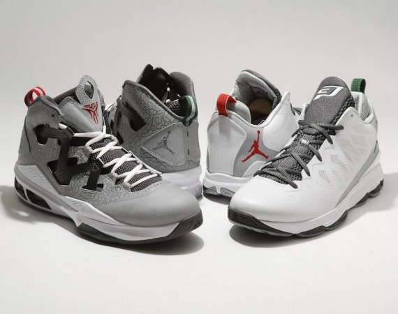 Jordan Melo M9 + Jordan CP3.VI Christmas   Release Reminder