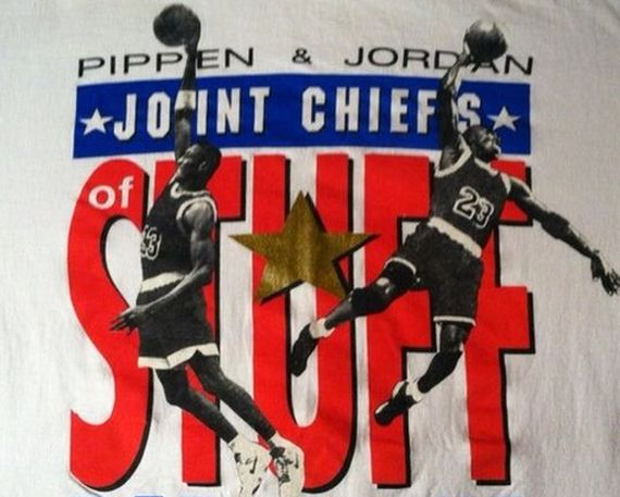 Vintage Gear: Jordan/Pippen Joint Chiefs of Stuff Nike T Shirt