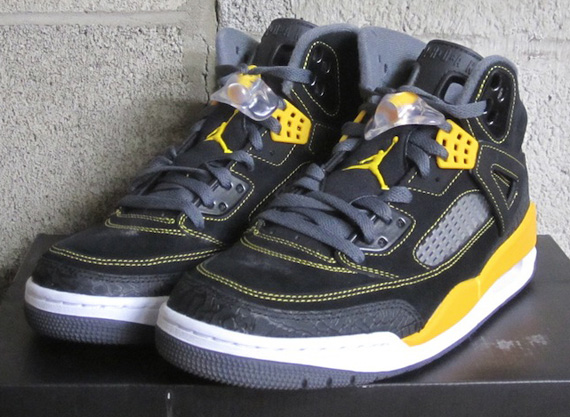 Jordan Spizike: Black   University Gold | Release Reminder